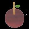 いま日本で栽培されているりんごのほとんどは、 台木(昔はカイドウ、今は改良台木)に、すでに成長しているりんごの新枝を接いで苗木をつくり、 それを生育させてから畑に植え替え、大きくします。 りんごの種を植えても、そのりんごと同じりんごはなりません。ふしぎです。 明治時代に日本にりんごがやってきてから、 よりおいしく、より美しく、より栄養価の高いくだものへと品種改良され、今のりんごとなりました。
